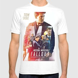 Mission Impossible 2018 T-shirt