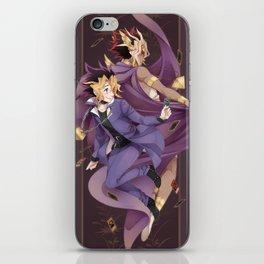 D-d-d-duel! iPhone Skin