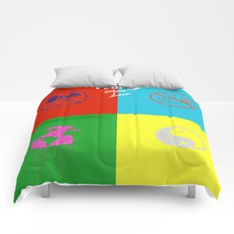 Under Pressure Comforters