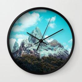 Sunny Expedition Wall Clock
