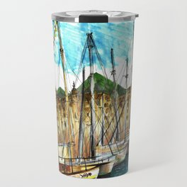 sicily port see Travel Mug