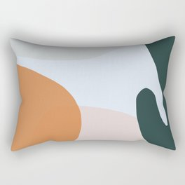 Floop 5 Rectangular Pillow