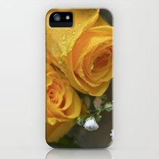 Yellow Rose of Texas Slim Case iPhone (5, 5s)