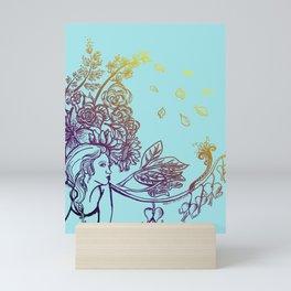 Gypsy Heart Mini Art Print