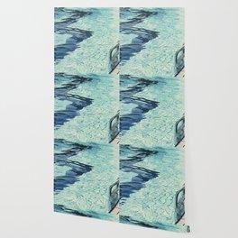 Summertime swimming Wallpaper