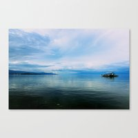 philippines Canvas Prints featuring Surrealism in Philippines by Lost in Travels