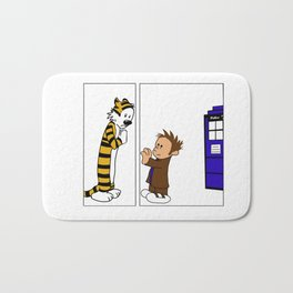 The Doctor Says Goodbye - Separated  Bath Mat