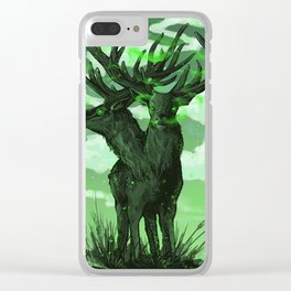 Royal Hunting Grounds Clear iPhone Case