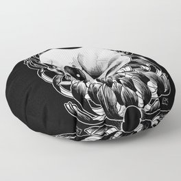 Crysanthemum Floor Pillow
