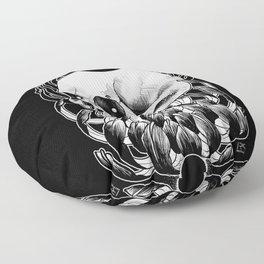 Crysanthemum Floor Pillow