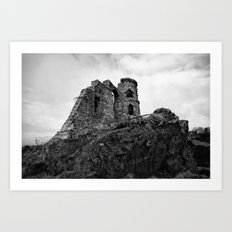 Grand folly Art Print