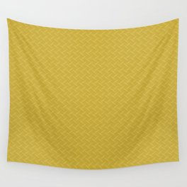 Gold elegant pattern Wall Tapestry