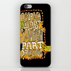 Accuracy is least significant iPhone & iPod Skin