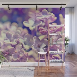 Spring 301 lilac Wall Mural