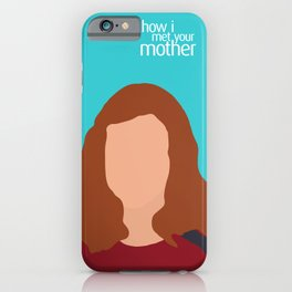 Lily Aldrin HIMYM iPhone Case