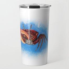 Sea crab Travel Mug
