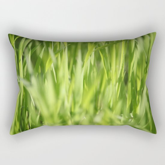 Ever Green Rectangular Pillow