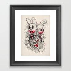 robbie robbie Framed Art Print
