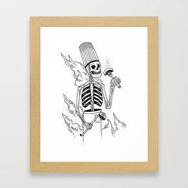 Chef Framed Art Print