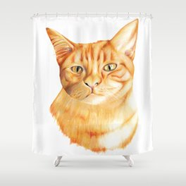Lionel Shower Curtain