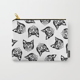 Black Mollycats Carry-All Pouch