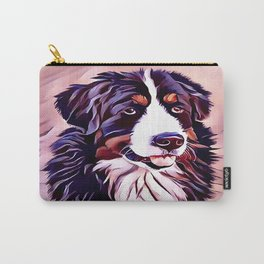 The Bernese Mountain Dog Carry-All Pouch