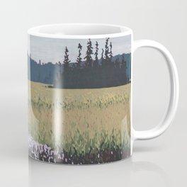 The Grassy Bay, Algonquin Park Coffee Mug