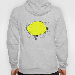 Lemon zeppelin Hoody