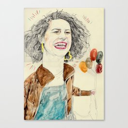 ilana Canvas Print