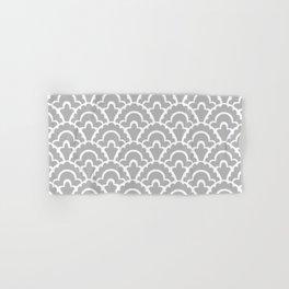 Fan Pattern Gray 115 Hand & Bath Towel