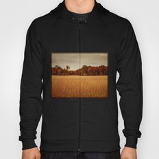 autumn field Hoody