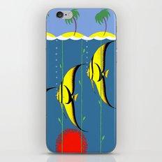 Australia Great Barrier Reef Queensland iPhone & iPod Skin