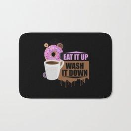 Eat It Up - Wash It Down Bath Mat