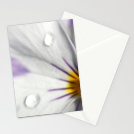 Two Water Drops Stationery Cards