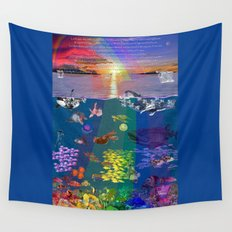 Canticle of the Sea Wall Tapestry