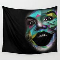 joker Wall Tapestries featuring Joker by Urban Artist