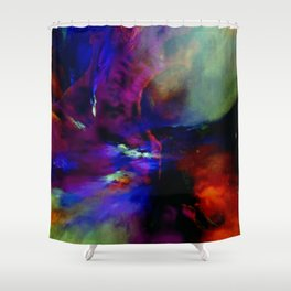 [dg] Mistral (Solness) Shower Curtain