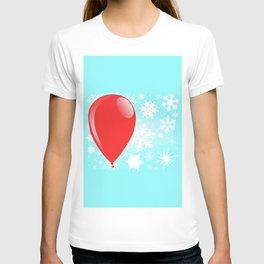 Christmas Balloon T-shirt
