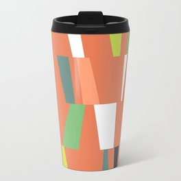 Modern Geometric 38 Travel Mug