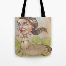 HAPPY CENTAUR Tote Bag