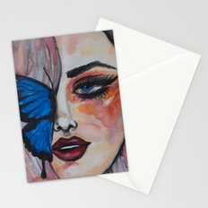 Miss Monarch Stationery Cards