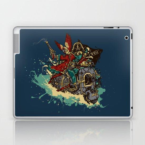 Sea Traveler Laptop & iPad Skin