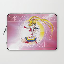Sailor Moon Super S - Moon Crisis Make Up! Laptop Sleeve