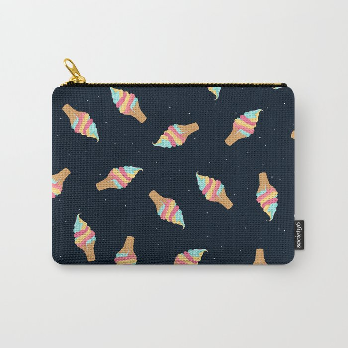 Soft Serve in Space Carry-All Pouch