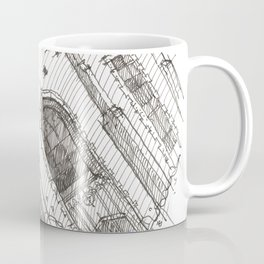 Oa[k]cliff Temple Coffee Mug