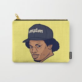 Dead Hip Hop Icons Series: Eric Wright Carry-All Pouch