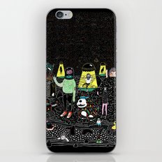 buenos deseos iPhone & iPod Skin