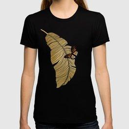 Butterfly & Palm T-shirt