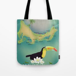 Providenciales turks and caicos Tote Bag