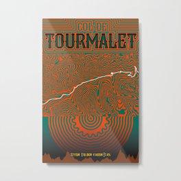 Col de Tourmalet Metal Print